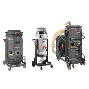 Industrijski sesalniki za droben ali strupen prah