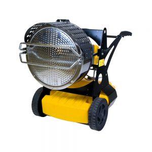 Infrardeči oljni grelci zraka
